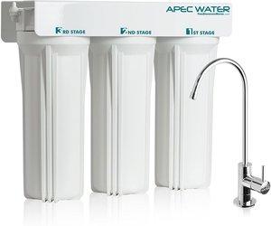 APEC WFS-1000 3 Stage Under Sink Water Filters