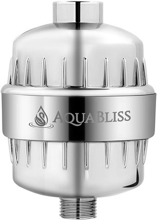 AquaBliss Output 12 Stage Shower Filter