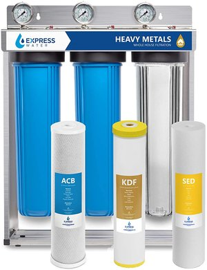 Express Water Heavy Metal Filter