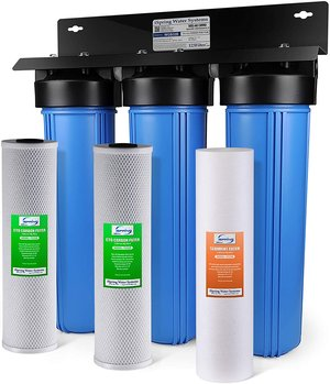 iSpring 3 Stage Whole Water Filter System