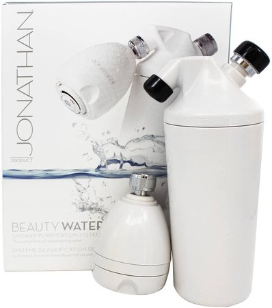 Jonathan Product Beauty Shower Purification