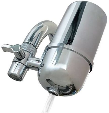 kabter faucet mount water filter system