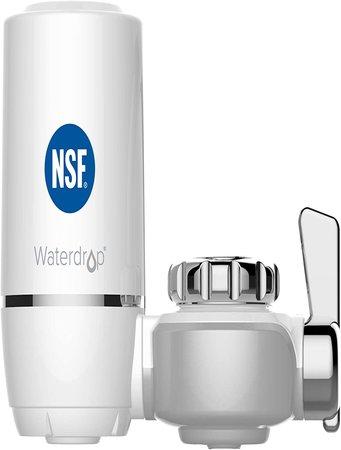 waterdrop nsf faucet water filter