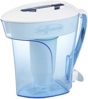 Zero water filter pitchers 100