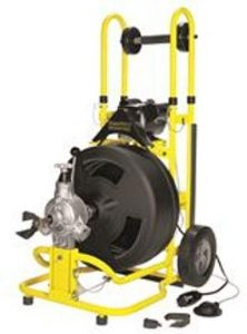 Speedway-COBRA-PRODUCTS-Drain-Cleaning-Machine